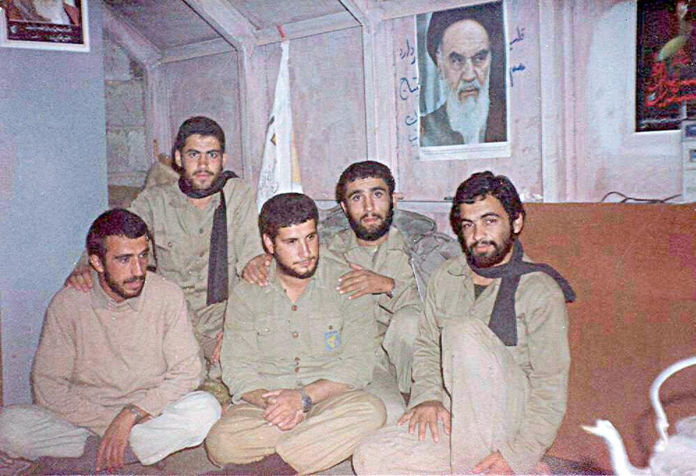 شهید حسن غازی - سردار زهدی