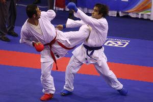 نتایج کامل روز اول لیگ جهانی کاراته وان دبی