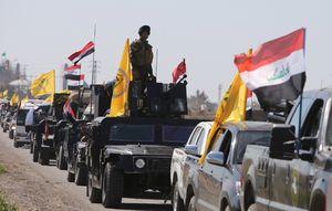 حشد الشعبی: مرز با سوریه کاملا آرام است