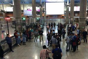 رکورد شکنی پروازهای فرودگاه مشهد