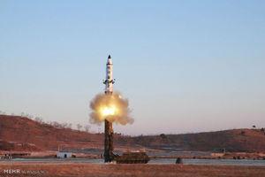 کره شمالی نسل جدید موتور موشک را با موفقیت آزمایش کرد,