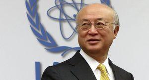 آمانو برای سومین بار مدیر کل آژانس بینالمللی انرژی اتمی شد