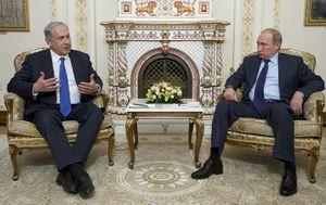 هدف  نتانیاهو از سفر به مسکو