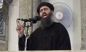 طرح خطرناک آمریکا در منطقه از طریق حفظ ابوبکر بغدادی