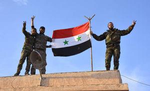 انهدام مقرهای مهم داعش در حومه شرقی حلب