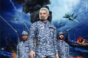 نبرد ایران با آمریکا به فرماندهی قاسم سلیمانی +تصاویر