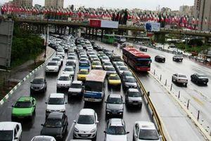 ترافیک سنگین کرج ــ قزوین/ فردا؛ کرج ــ چالوس یکطرفه بهسمت شمال