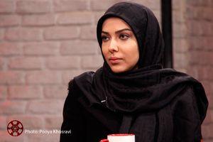 خانمهای بازیگر شب میلاد امام رضا(ع) در مشهد +عکس