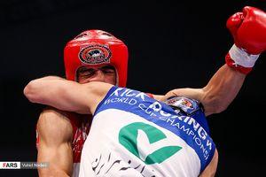 ورزشکار اردنی حاضر به مبارزه با نماینده رژیم صهیونیستی نشد +عکس