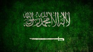 اهتزاز پرچم عربستان در دو جزیره مصری