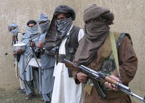 قتلعام ۳۵نیروی امنیتی افغان توسط طالبان