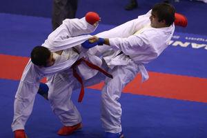 جایگاه ایران در سومین مرحله لیگ جهانی کاراته