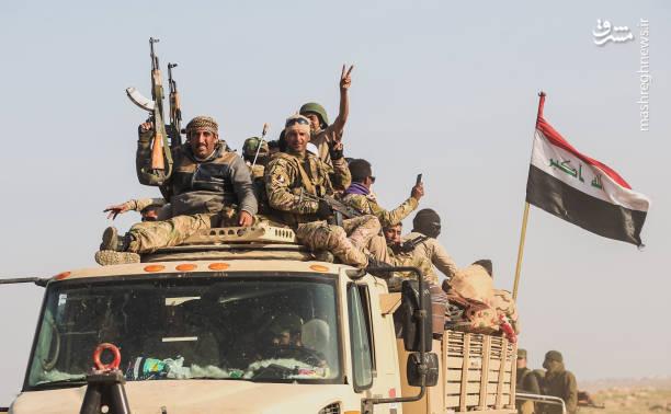 ورود نیروهای تازه نفس برای عملیات آزادسازی موصل
