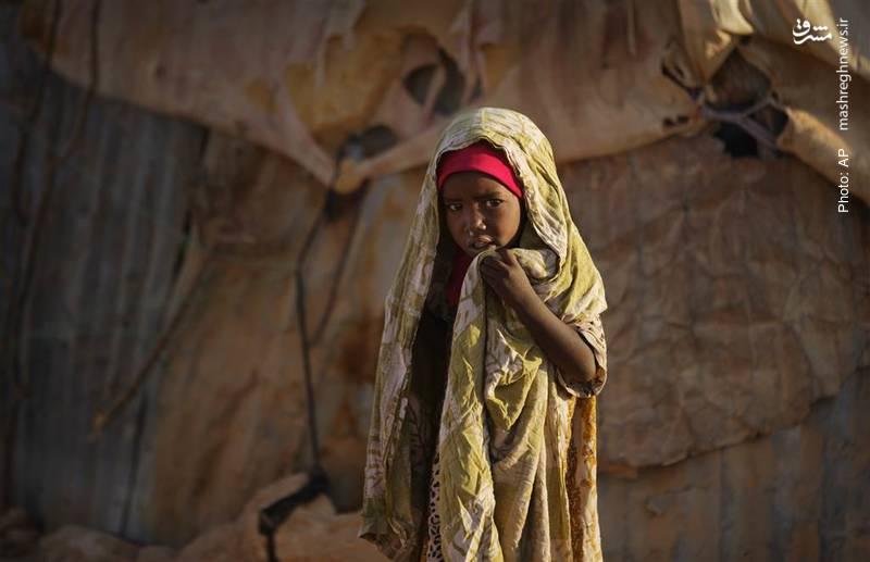 خشکسالی کشنده در سومالی و چندین کشور آفریقایی دیگر- آسوشیتدپرس
