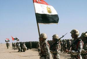 ارتش مصر: ۴۰ تکفیری در حمله تروریستی رفح کشته شدند