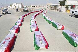 فردا؛ ۵۶ شهید به خاک ایران میرسند