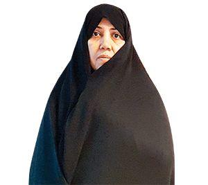همسر شهید محمدتقی رضوی