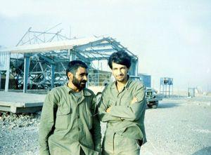 فیلم/ ماجرای توسل شهید برونسی در شب عملیات