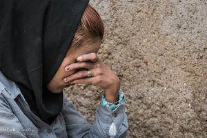 دستگیری زنان معتاد در شیراز