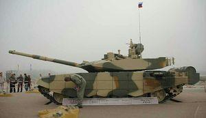 مذاکره روسیه و عربستان برای فروش تانک