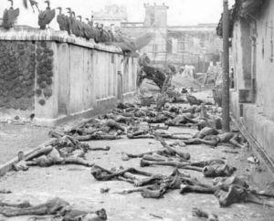 تصویری دردناک از قحطی بنگلادش در زمان استعمار انگلیس