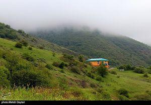 عکس/ طبیعت بهاری ارسباران
