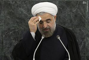 برجام پاشنه آشیل روحانی شده است +عکس و فیلم