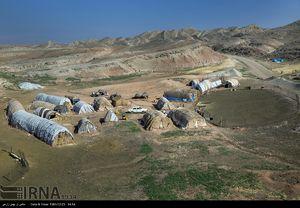 عکس/ عشایر منطقه «خان لیلی»