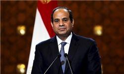 السیسی ۲۰۳ زندانی سیاسی را عفو کرد