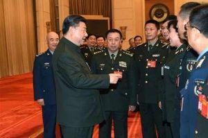 پیام تبریک رئیس جمهوری چین به حسن روحانی