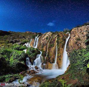 عکس/ پارک ملی زیبای لار در البرز