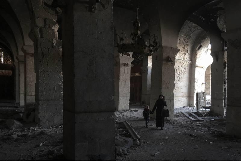 روایت یک عکاس ایرانی از حلب