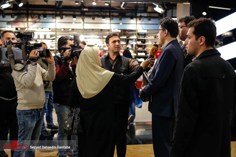 گشت مشترک تعزیرات حکومتی تهران