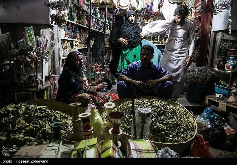 عکس/ بازار سنتی چابهار