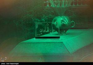 آخرین تصاویر ضریح حرمین عسگرین(ع) قبل از تعویض