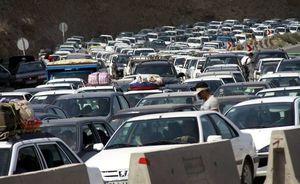 محدودیت ترافیکی ۴ استان در ایام اربعین +جزئیات