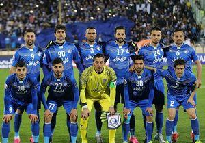 این تیم استقلالی بازی میکند/ تیم منصوریان میتواند تا جمع 4 تیم بالا برود