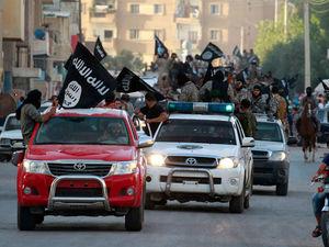 شمارش معکوس برای نابودی داعش