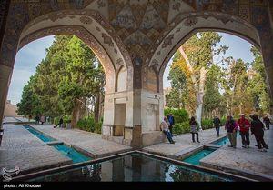 عکس/ باغ فین کاشان