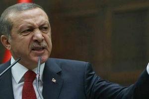 اردوغان عصبانی