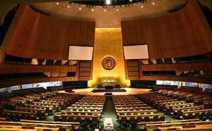 مجمع عمومی سازمان ملل نمایه