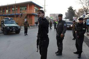 احساس ناامنی در منطقه دیپلماتنشین کابل