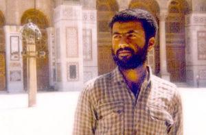 شهید کاظم رستگار