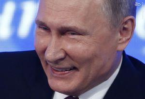 پوتین به شبه جزیره کریمه رفت