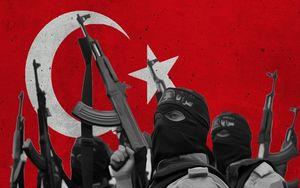 ترکیه داعش