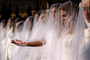 اعتراض خاص شهروندان لبنانی به تداوم اِعمال قانونی که مجازات متجاوز به عنف را در صورت ازدواج با قربانی، تعلیق میکند