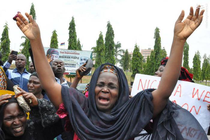 اقدام عجیب ارتش نیجریه در بمباران اردوگاه آوارگان با حدود 100 کشته