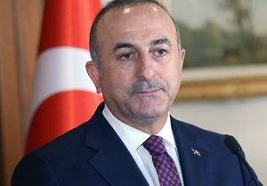 واکنش وزیر خارجه ترکیه به تحریمها علیه ایران