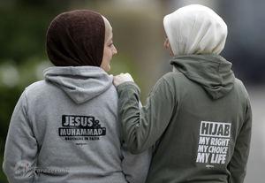 عکس/ حجاب زنان مسلمان در اروپا