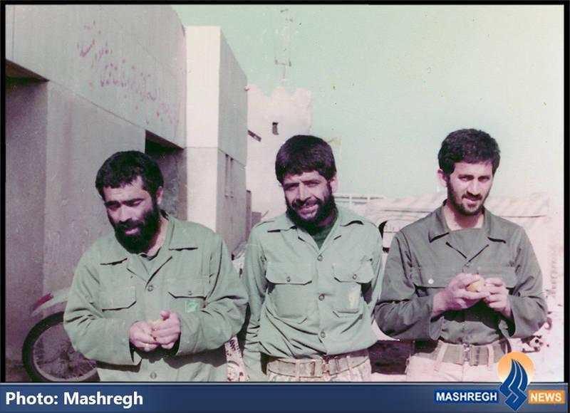 شهید حاج عباس کریمی قهرودی